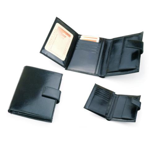 portfel męski skórzany