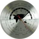 zegar ścienny z nadrukiem