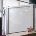 Osłona antywirusowa wisząca 100 x 80 cm
