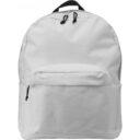 biały plecak