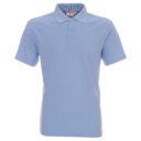 cotton błękitny