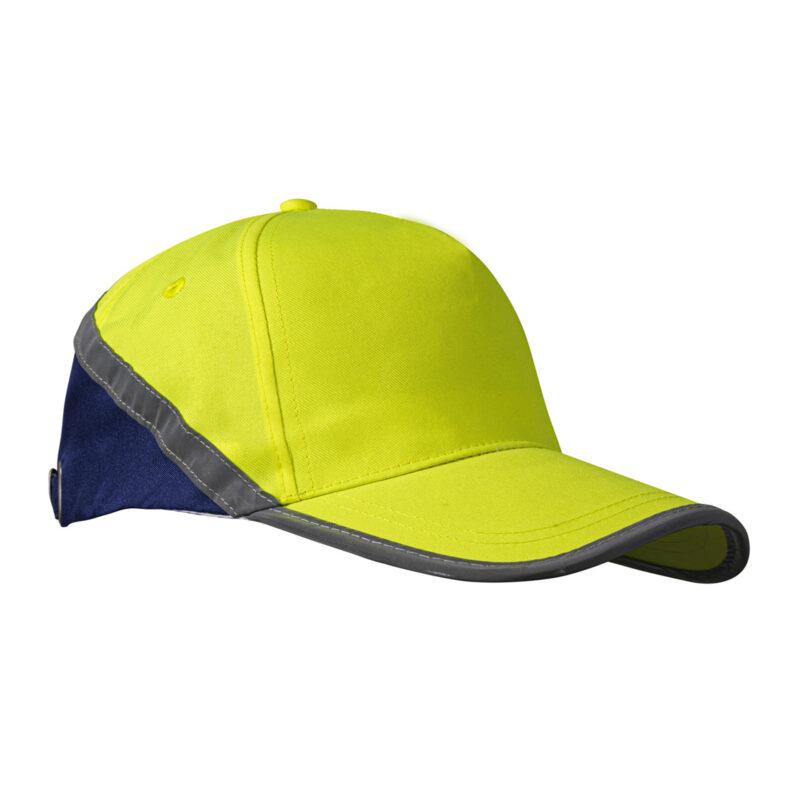 glare żółto-niebieska