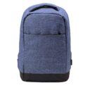 plecak chroniacy przed kieszonkowcami niebieski