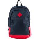 plecak czarno-czerwony