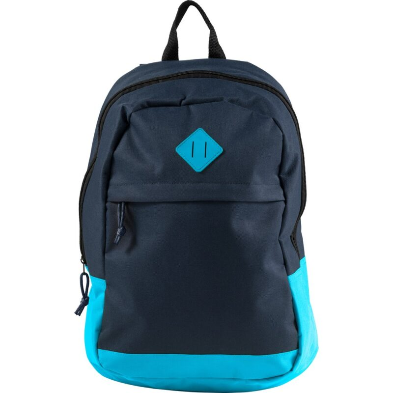 plecak czarno-niebieski