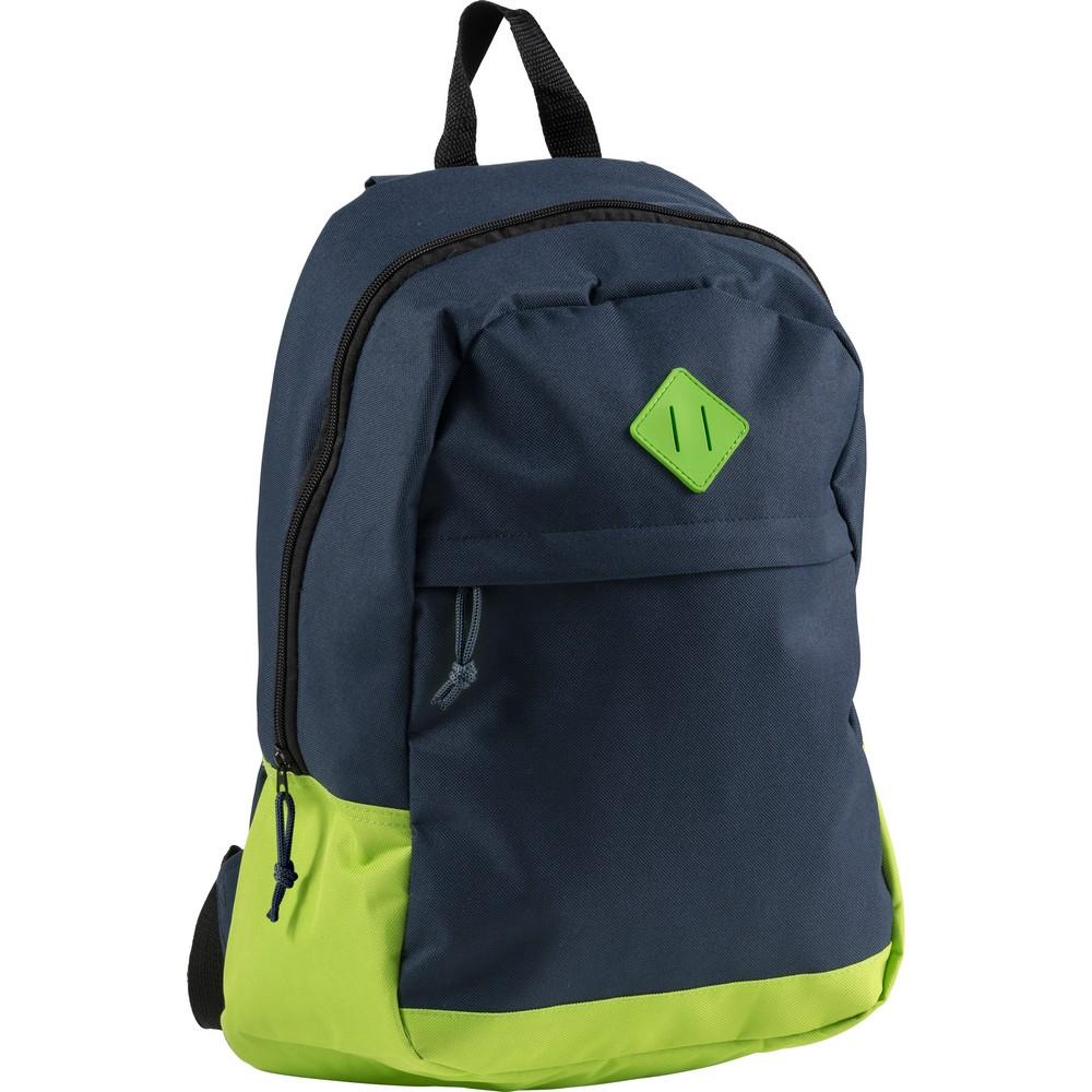 plecak czarno-zielony