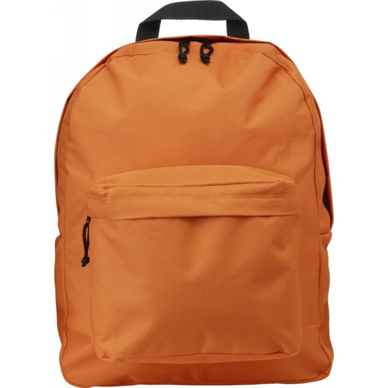 plecak pomaranczowy