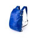 plecak skladany niebieski