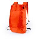 plecak skladany pomaranczowy