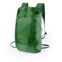plecak skladany zielony