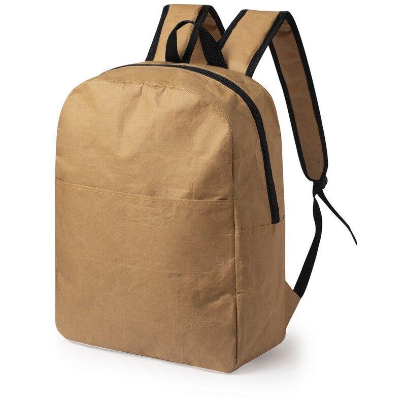 plecak z laminowanego papieru