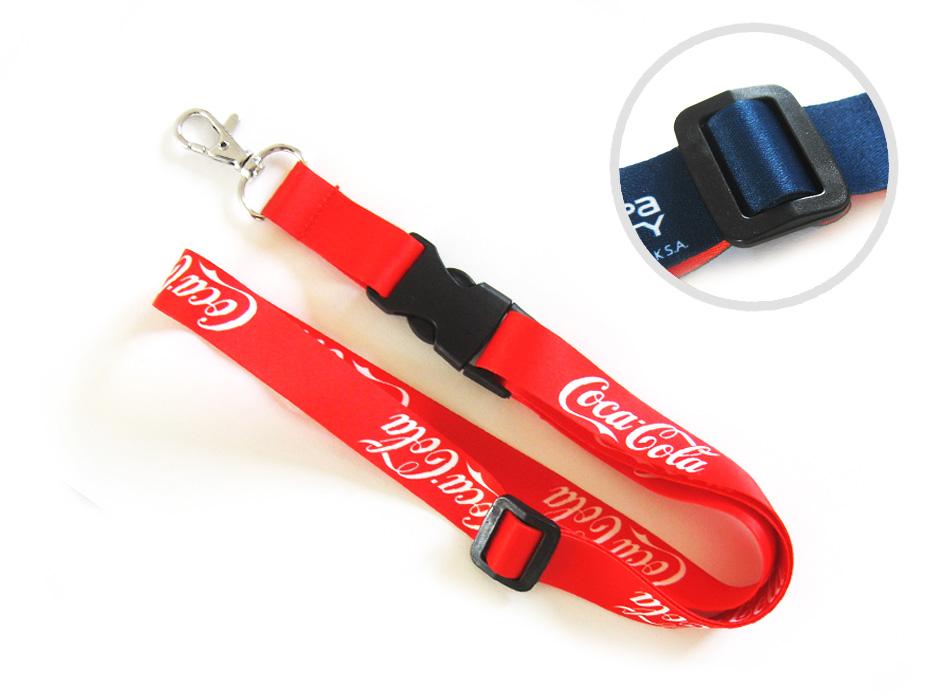 smycz regulowana Coca Cola