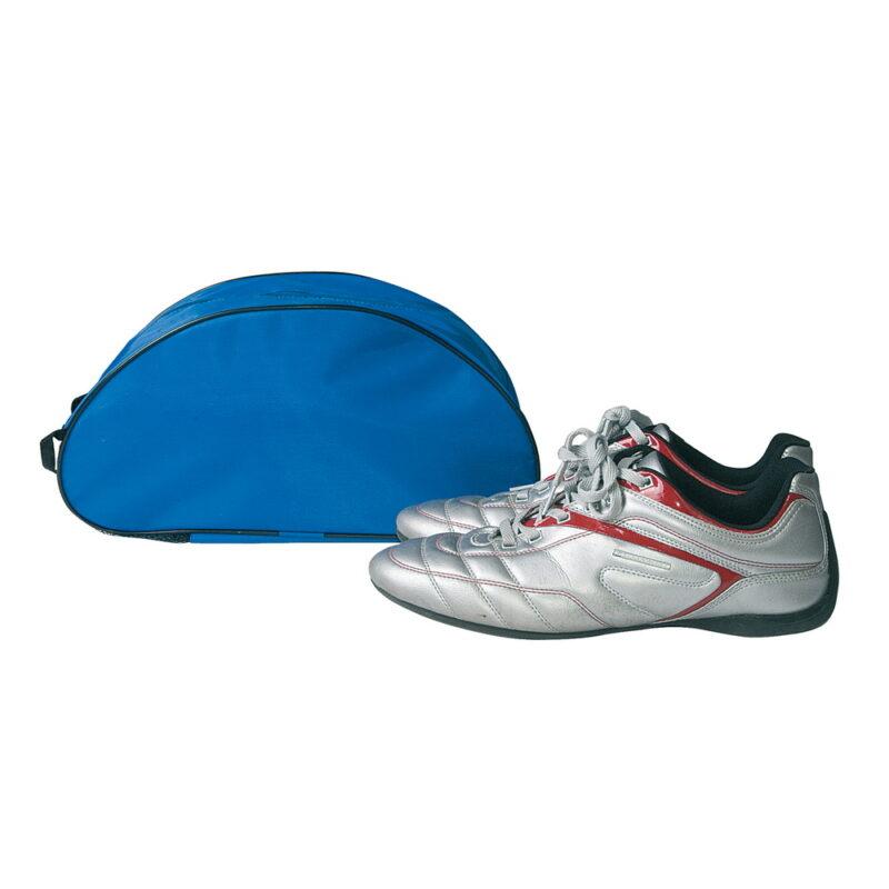 torba na buty niebieska