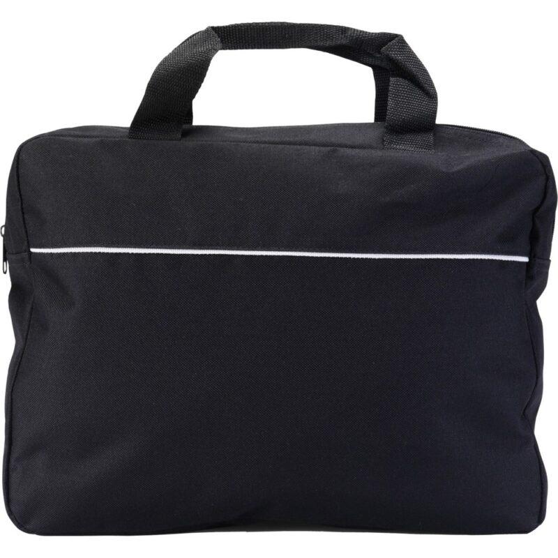 torba na dokumenty czarne