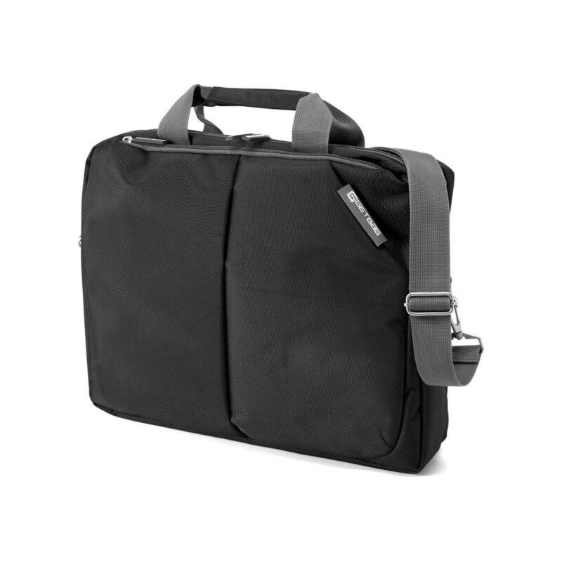 torba na laptopa czarna x