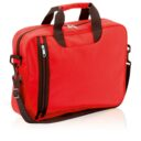 torba na laptopa czerwona