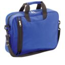 torba na laptopa niebieska