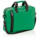 torba na laptopa zielona