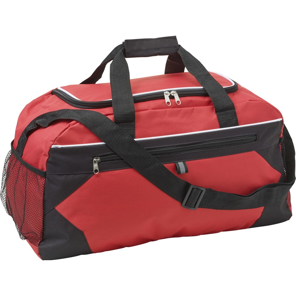 torba podrozna czerwona