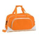torba podrozna pomaranczow