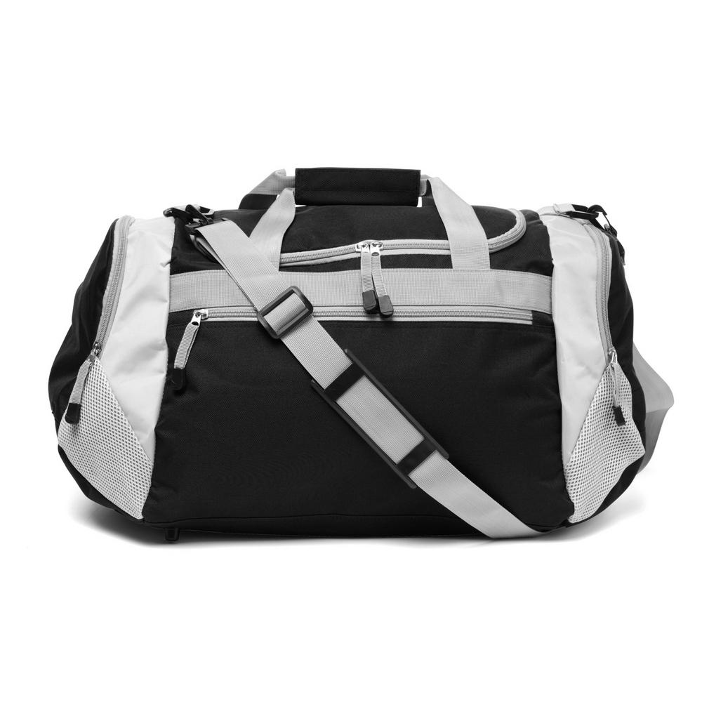torba podrozna szara