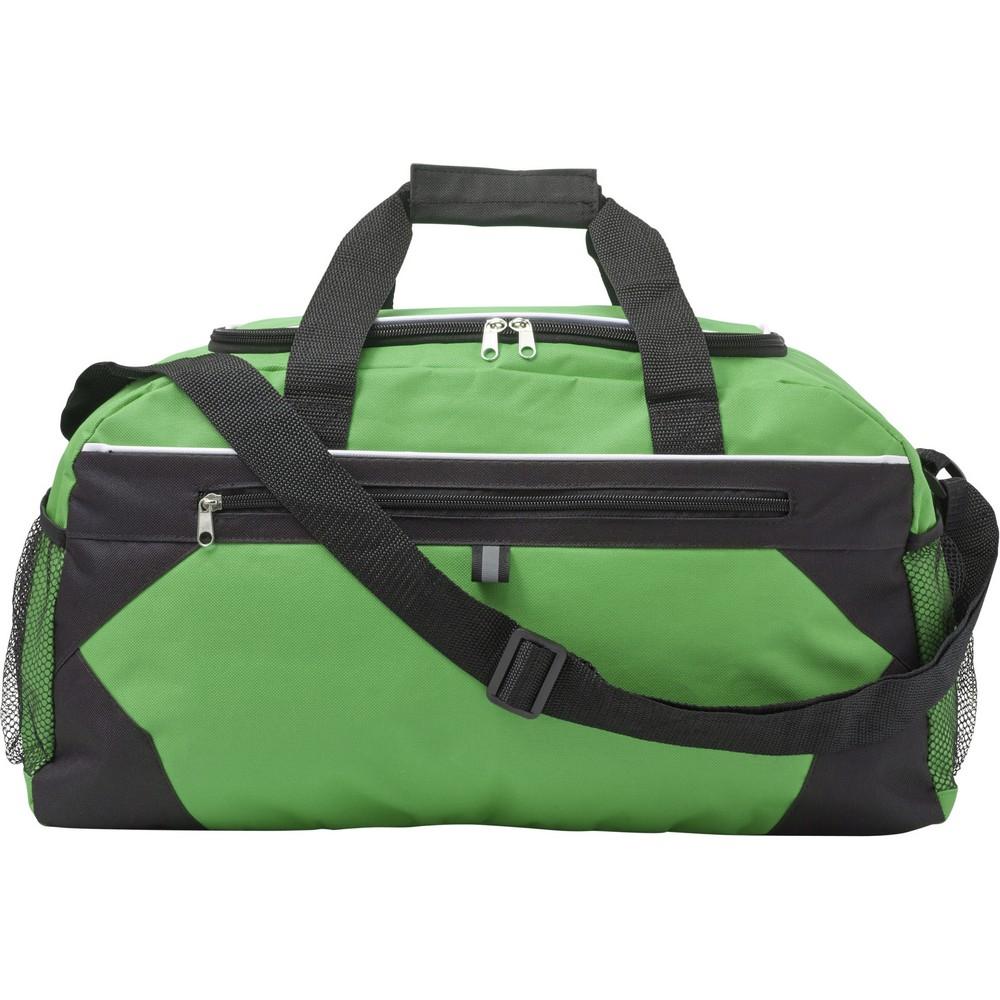 torba podrozna zielona