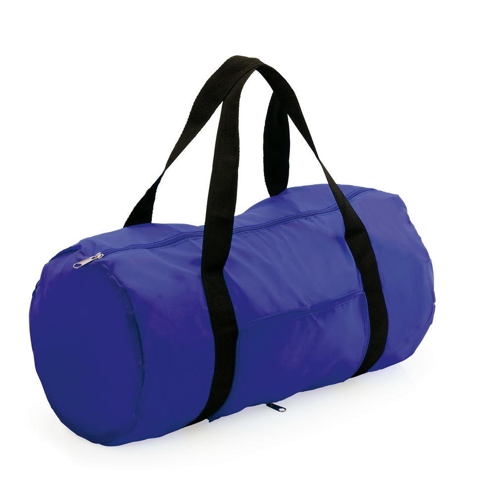 torba skladana niebieska