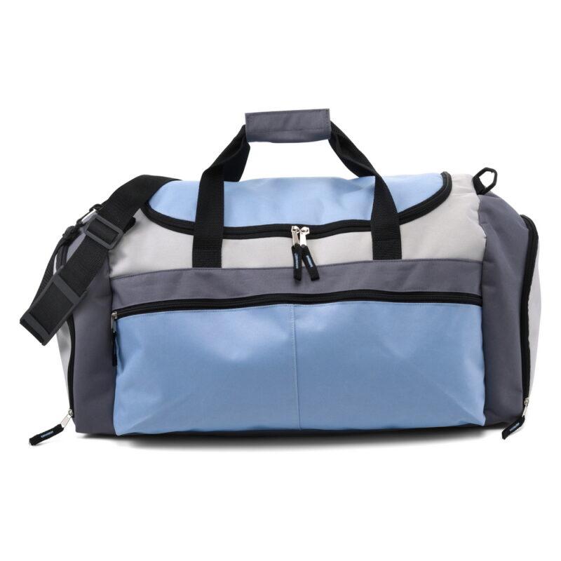 torba sportowa niebieska