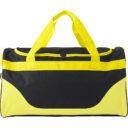 torba sportowa zolta