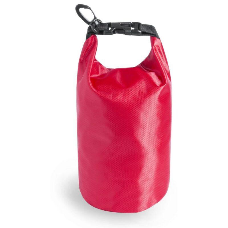 wodoodporny worek czerwony