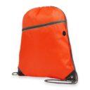 worek ze sznurkiem pomaranczowy