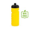 Butelka sportowa 500 ml żółta