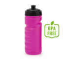 Butelka sportowa 500 ml różowa