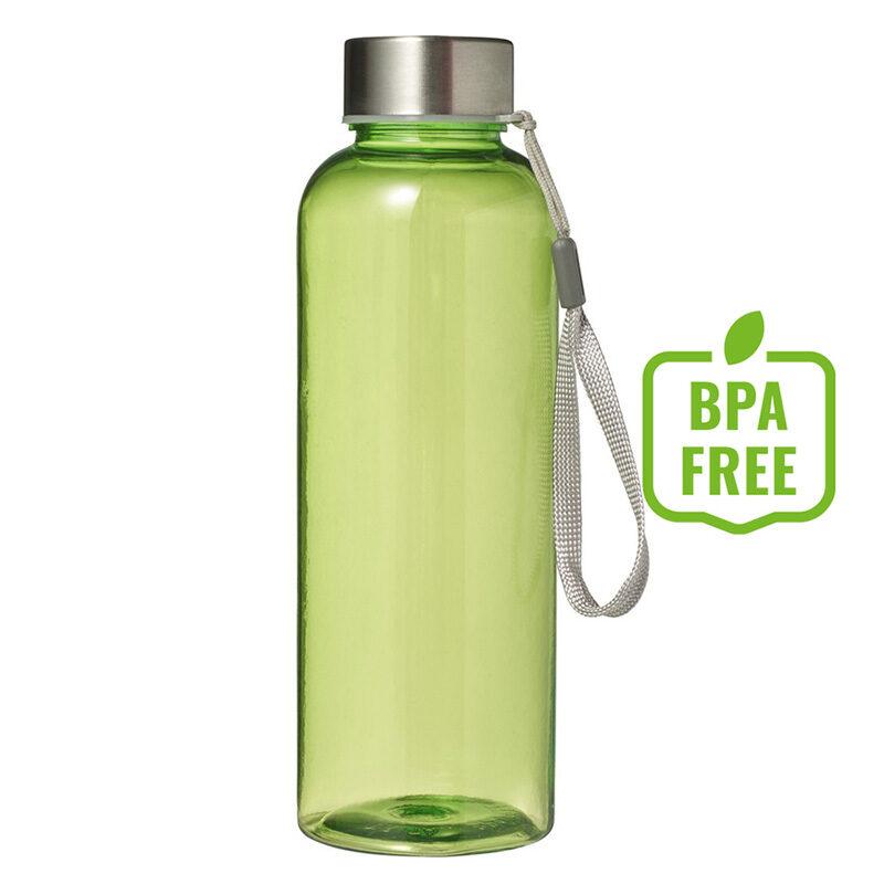 Butelka sportowa 500 ml zielona