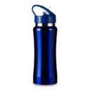 Butelka sportowa 600 ml niebieska