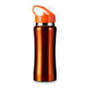Butelka sportowa 600 ml pomaranczowa