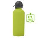 Butelka sportowa 600 ml zielona
