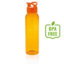 Butelka sportowa 650 ml pomarańczowa