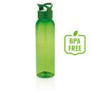 Butelka sportowa 650 ml zielona
