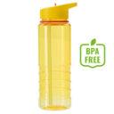 Butelka sportowa 700 ml żółta