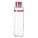 Butelka sportowa 750 ml czerwona