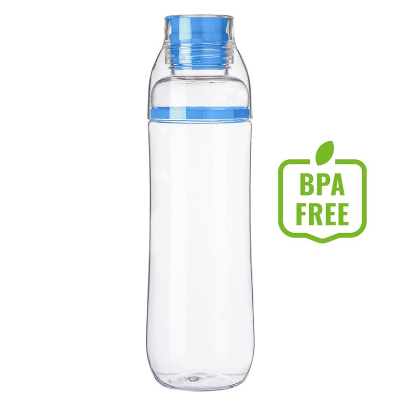 Butelka sportowa 750 ml niebieska