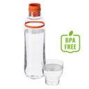 Butelka sportowa 750 ml pomaranczowa