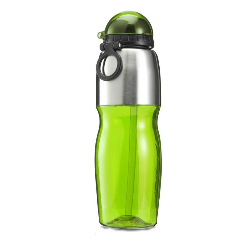 Butelka sportowa 800 ml zielona