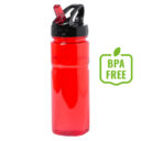 Butelka sportowa czerwona