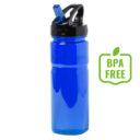 Butelka sportowa niebieska