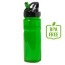 Butelka sportowa zielona