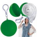 PELERYNA PRZECIWDESZCZOWA LYNNFIELD kolor zielony