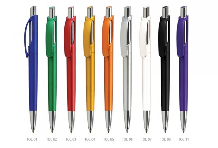 długopisy toro lux