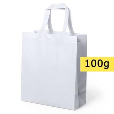 torba non-woven biała